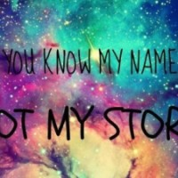 My Name, Not My Story